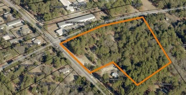 Tbd Murdocksville Road, West End, NC 27376 (MLS #202417) :: Pinnock Real Estate & Relocation Services, Inc.