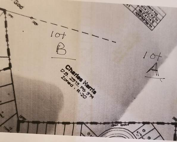 304 Domino ( Lot B) Drive, Aberdeen, NC 28315 (MLS #202470) :: Pinnock Real Estate & Relocation Services, Inc.