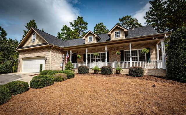 11 Glen Eagles Lane, Pinehurst, NC 28374 (MLS #202472) :: On Point Realty
