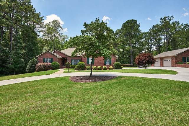 9 Sunset Drive, Whispering Pines, NC 28327 (MLS #202530) :: Pinnock Real Estate & Relocation Services, Inc.