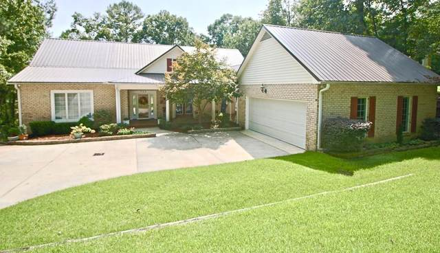 738 Azalea Drive, Vass, NC 28394 (MLS #202552) :: Pinnock Real Estate & Relocation Services, Inc.