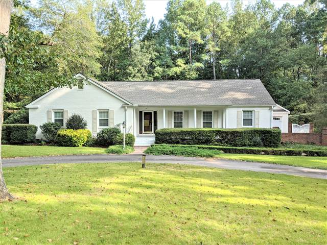 445 S Bethesda Road, Southern Pines, NC 28387 (MLS #202566) :: Pinnock Real Estate & Relocation Services, Inc.