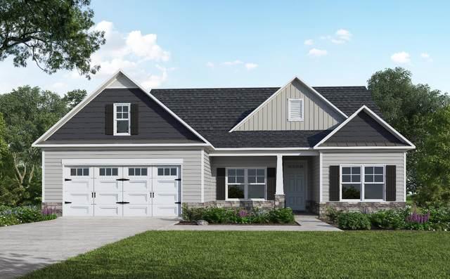 320 Pine Laurel Drive, Carthage, NC 28327 (MLS #202594) :: Pinnock Real Estate & Relocation Services, Inc.
