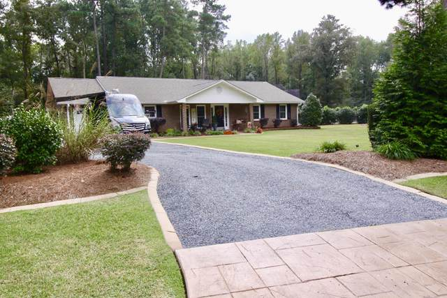 994 Nightingale Place, Vass, NC 28394 (MLS #202612) :: Pinnock Real Estate & Relocation Services, Inc.