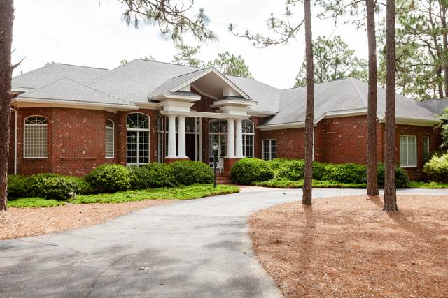 95 Cherry Hill Drive, Pinehurst, NC 28374 (MLS #202627) :: On Point Realty