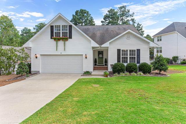 2 Van Buren Lane, Pinehurst, NC 28374 (MLS #202630) :: Pinnock Real Estate & Relocation Services, Inc.