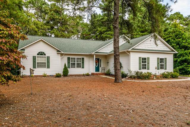 107 Pinecone Court, West End, NC 27376 (MLS #202635) :: Pinnock Real Estate & Relocation Services, Inc.