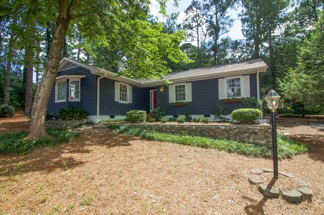 105 S Ridge Street, Southern Pines, NC 28387 (MLS #202675) :: On Point Realty