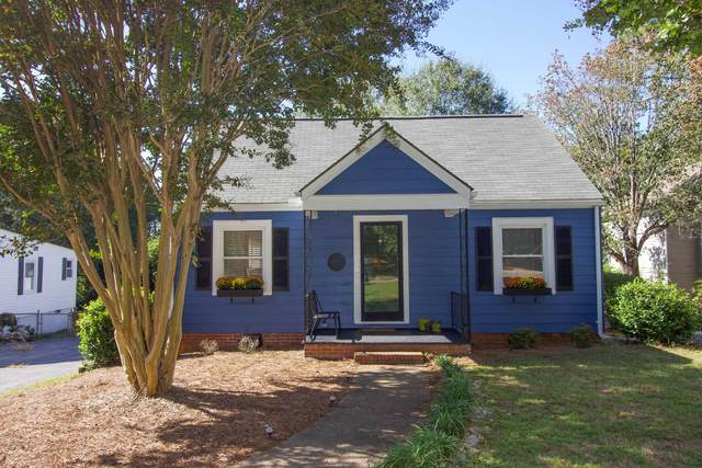 109 Montford Street, Aberdeen, NC 28315 (MLS #202676) :: On Point Realty