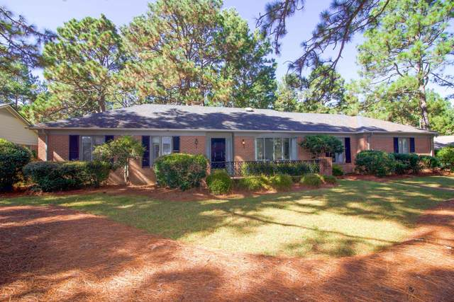 149 Pine Lake Drive, Whispering Pines, NC 28327 (MLS #202700) :: Pinnock Real Estate & Relocation Services, Inc.