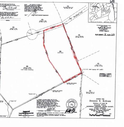 207 Windswept Vista, Jackson Springs, NC 27281 (MLS #202707) :: Pinnock Real Estate & Relocation Services, Inc.
