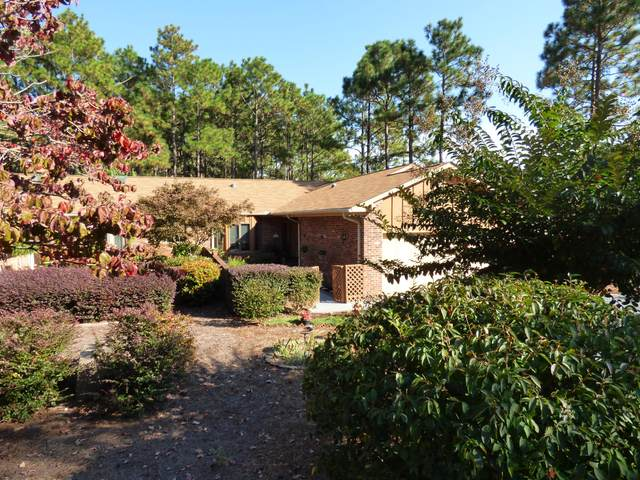 655 Redwood Drive, Southern Pines, NC 28387 (MLS #202736) :: On Point Realty