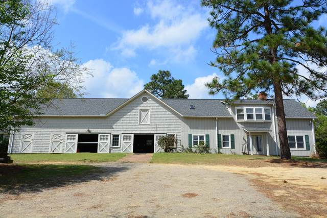 383 Furr Road, Vass, NC 28394 (MLS #202751) :: Pinnock Real Estate & Relocation Services, Inc.