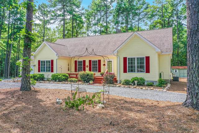 241 Pebble Drive, West End, NC 27376 (MLS #202759) :: Pinnock Real Estate & Relocation Services, Inc.