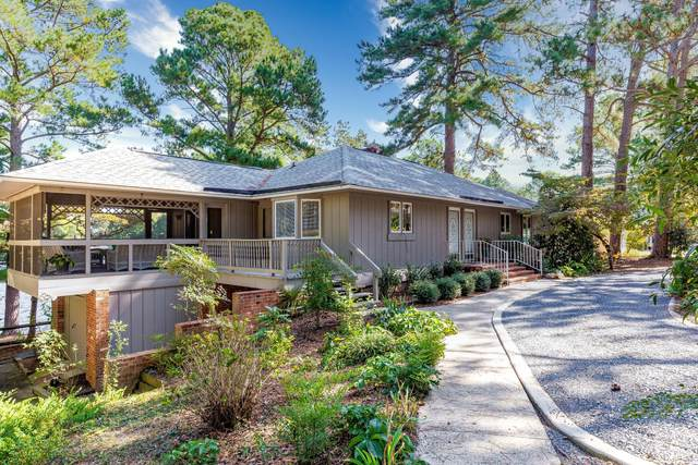 46 Pine Ridge Drive, Whispering Pines, NC 28327 (MLS #202782) :: Pinnock Real Estate & Relocation Services, Inc.