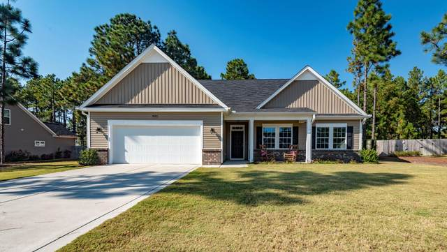 4020 Irwin Drive, Aberdeen, NC 28315 (MLS #202785) :: Pinnock Real Estate & Relocation Services, Inc.