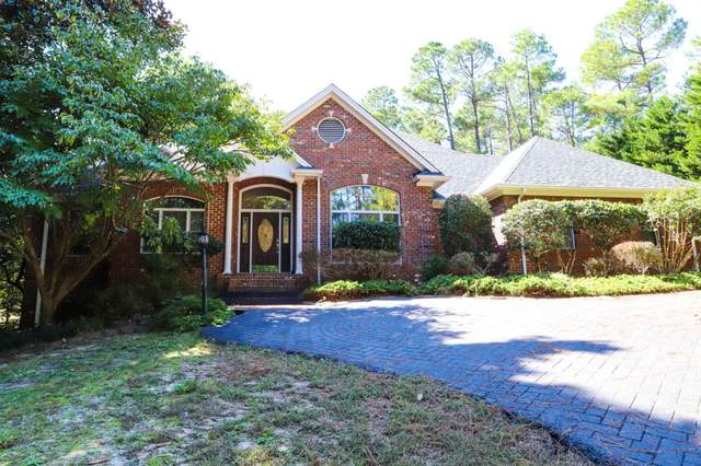 22 Kilberry Drive, Pinehurst, NC 28374 (MLS #202787) :: Pinnock Real Estate & Relocation Services, Inc.
