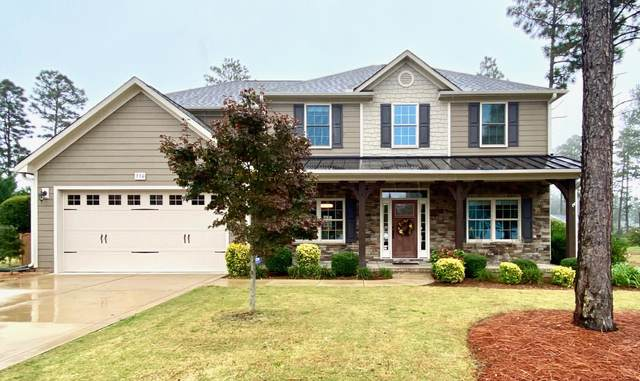 350 Wiregrass Lane, Southern Pines, NC 28387 (MLS #202813) :: Pinnock Real Estate & Relocation Services, Inc.