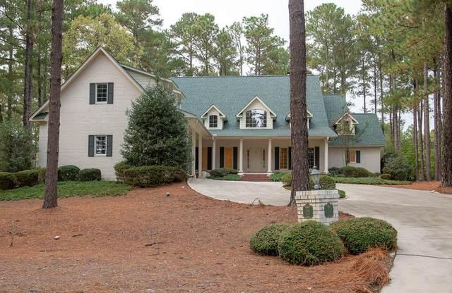 59 Pomeroy Drive, Pinehurst, NC 28374 (MLS #202877) :: Pinnock Real Estate & Relocation Services, Inc.