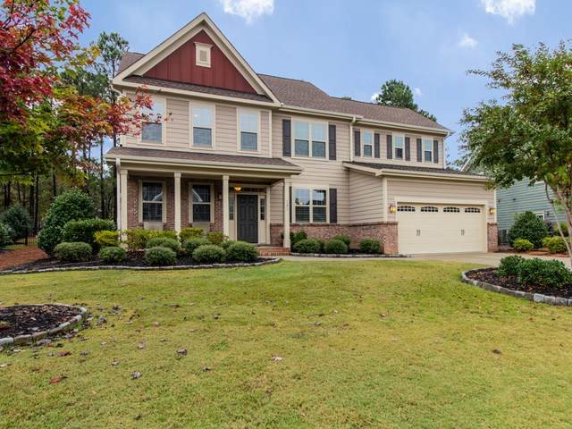 121 Old Clubhouse Lane, Southern Pines, NC 28387 (MLS #202880) :: On Point Realty
