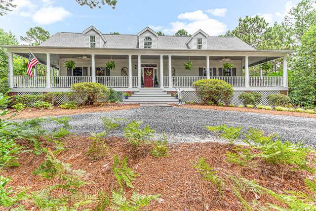 149 Rembrandt Lane, Aberdeen, NC 28315 (MLS #202897) :: On Point Realty