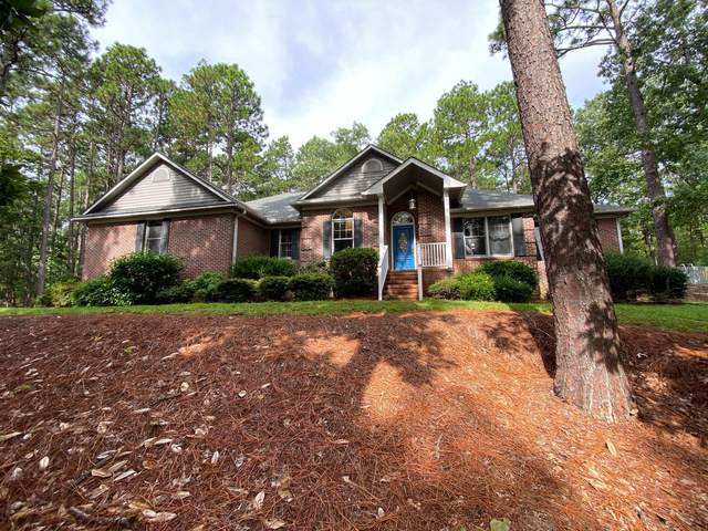 650 N Bethesda Road, Southern Pines, NC 28387 (MLS #202901) :: Pinnock Real Estate & Relocation Services, Inc.
