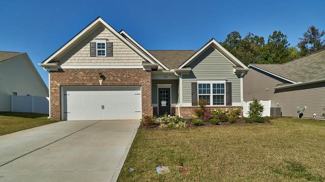 1452 Abercorn Lane, Sanford, NC 27330 (MLS #202914) :: Pinnock Real Estate & Relocation Services, Inc.