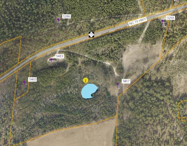 5417 Nc Hwy 73, West End, NC 27376 (MLS #202945) :: Pinnock Real Estate & Relocation Services, Inc.