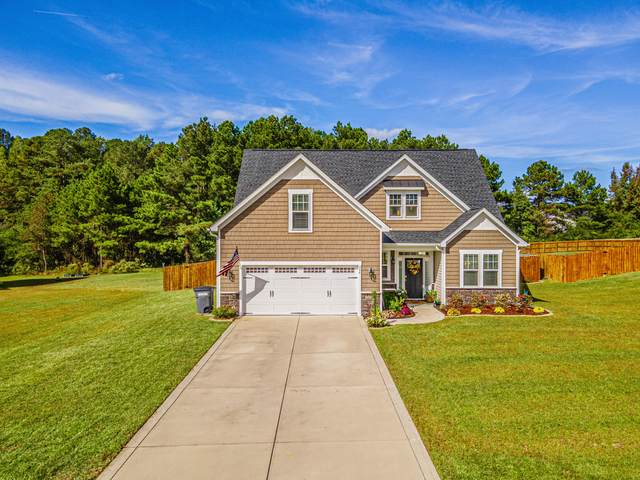 244 Farmhouse Lane, Carthage, NC 28327 (MLS #202961) :: Pinnock Real Estate & Relocation Services, Inc.