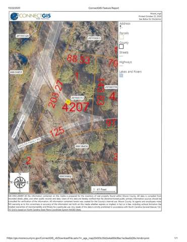 Tbd Heritage Farm Road, Carthage, NC 28327 (MLS #202979) :: Pinnock Real Estate & Relocation Services, Inc.