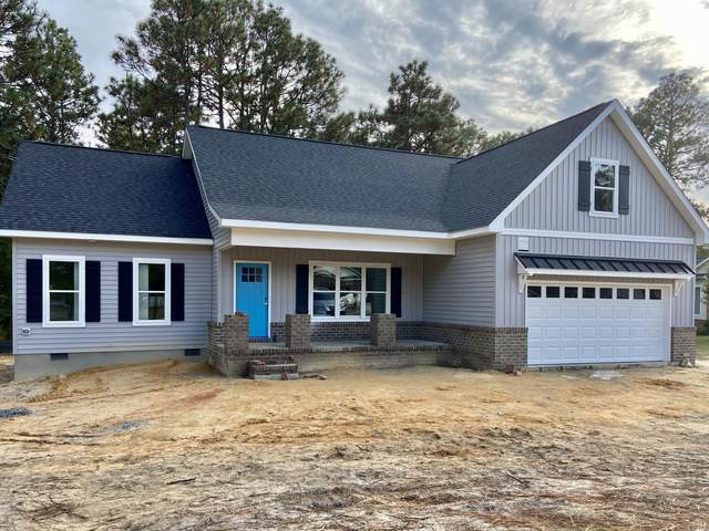 123 Michael Lane, Aberdeen, NC 28315 (MLS #202984) :: Pinnock Real Estate & Relocation Services, Inc.