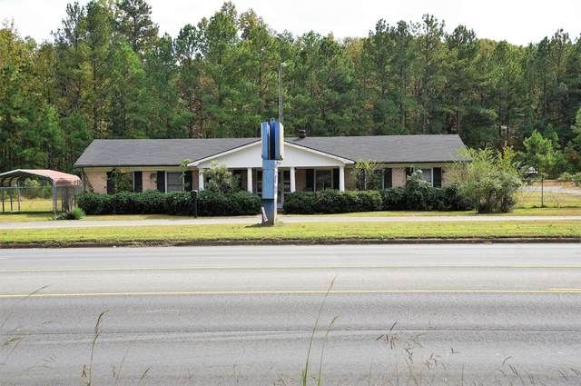 2086 Nc Highway 24 27, Biscoe, NC 27209 (MLS #202985) :: On Point Realty