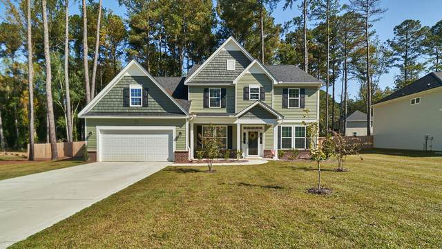 336 Glade Drive, Aberdeen, NC 28315 (MLS #202991) :: Pinnock Real Estate & Relocation Services, Inc.