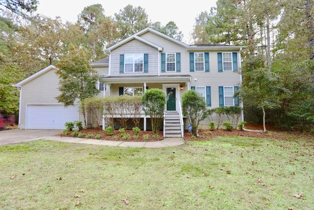 678 Rosebud Court, Vass, NC 28394 (MLS #203003) :: Pinnock Real Estate & Relocation Services, Inc.
