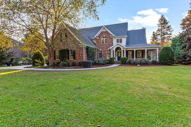25 Glen Meadow Court, Pinehurst, NC 28374 (MLS #203015) :: Pinnock Real Estate & Relocation Services, Inc.