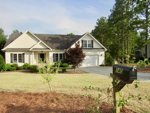 140 Patricia Court, Whispering Pines, NC 28327 (MLS #203019) :: Pinnock Real Estate & Relocation Services, Inc.