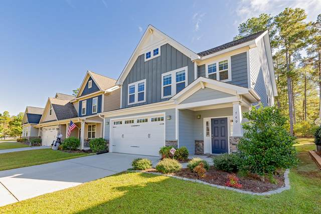 749 Legacy Lakes Way, Aberdeen, NC 28315 (MLS #203021) :: On Point Realty