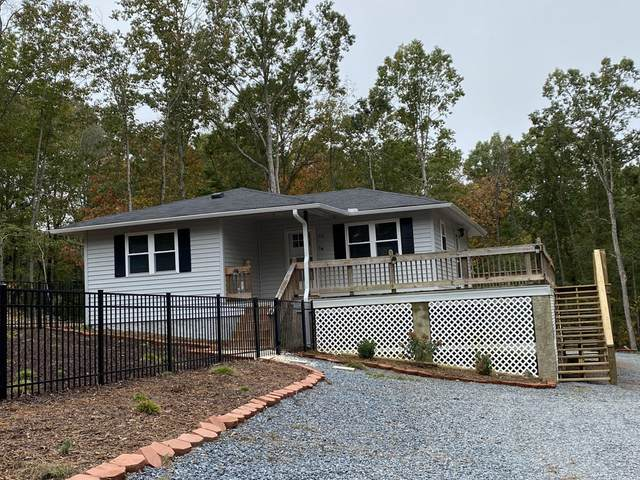 1623 Thickety Creek Road, Mount Gilead, NC 27306 (MLS #203028) :: Pinnock Real Estate & Relocation Services, Inc.