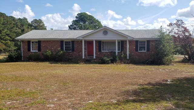 121 Rowe Street, Aberdeen, NC 28315 (MLS #203030) :: Pinnock Real Estate & Relocation Services, Inc.