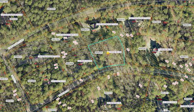 206 Ridgeview Rd Road, Southern Pines, NC 28387 (MLS #203064) :: Pines Sotheby's International Realty