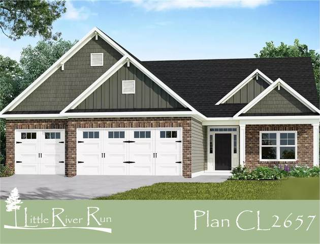 218 High Branch Drive, Cameron, NC 28326 (MLS #203065) :: Pinnock Real Estate & Relocation Services, Inc.