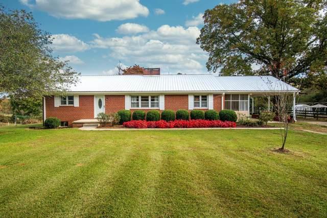 675 Flint Hill Church Road, Robbins, NC 27325 (MLS #203109) :: On Point Realty