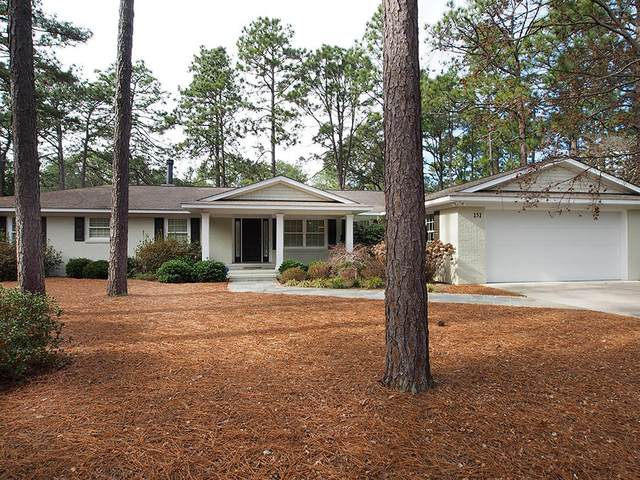 152 Longleaf Road, Southern Pines, NC 28387 (MLS #203133) :: Pinnock Real Estate & Relocation Services, Inc.