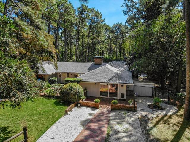 292 Old Dewberry Lane, Southern Pines, NC 28387 (MLS #203143) :: On Point Realty
