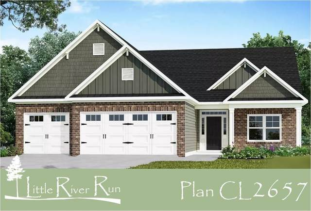 608 Starpoint Drive, Cameron, NC 28326 (MLS #203145) :: Pinnock Real Estate & Relocation Services, Inc.