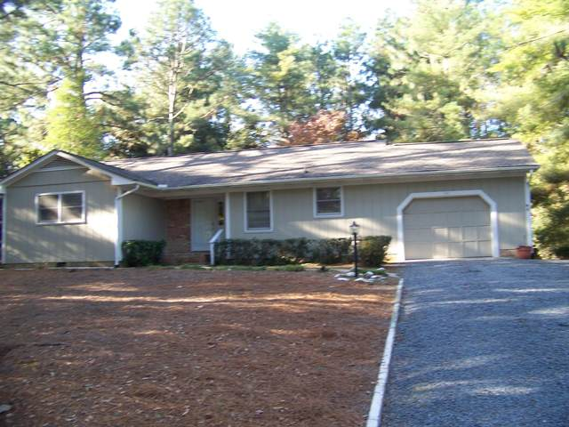 105 Sweetbriar Court, West End, NC 27376 (MLS #203211) :: On Point Realty