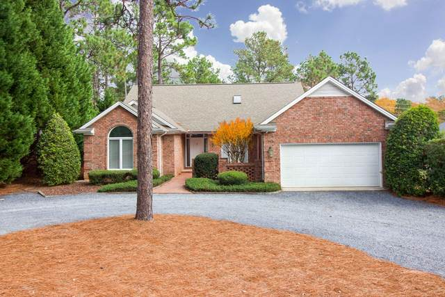440 SE Lake Forest Drive, Pinehurst, NC 28374 (MLS #203251) :: Pinnock Real Estate & Relocation Services, Inc.
