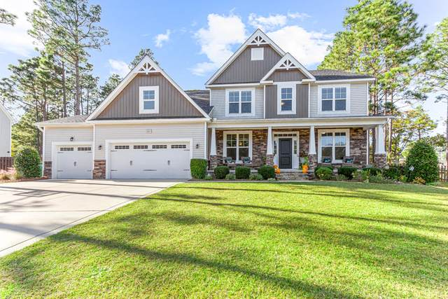 121 Whisper Grove Court, Whispering Pines, NC 28327 (MLS #203254) :: Pinnock Real Estate & Relocation Services, Inc.
