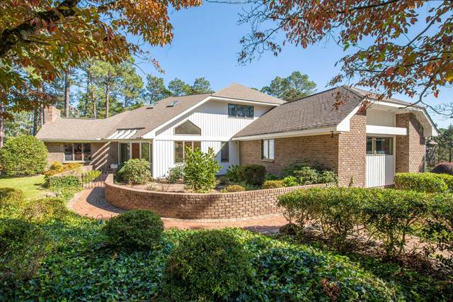 62 Pinewild Drive, Pinehurst, NC 28374 (MLS #203255) :: Pines Sotheby's International Realty