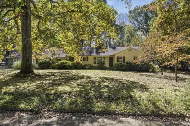 321 Okeewemee Star Road, Star, NC 27356 (MLS #203260) :: Pines Sotheby's International Realty
